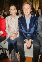 Nancy Shevell, Sir Paul McCartney - Stella McCartney