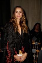 Aleksandra Melnichenko Valentino Spring 2014 Couture style.com