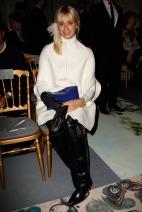 Elisabeth von Thurn und Taxis Valentino Spring 2014 Couture style.com